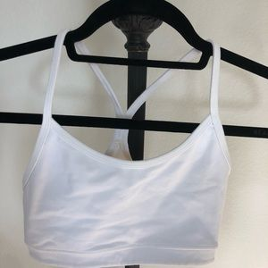 "LULULEMON ATHLETICA ""Flow Y"" Racerback Sports Bra"